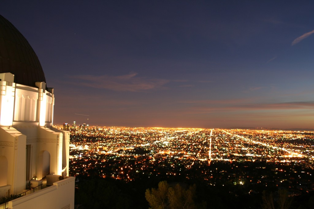 Griffth Park Observatory