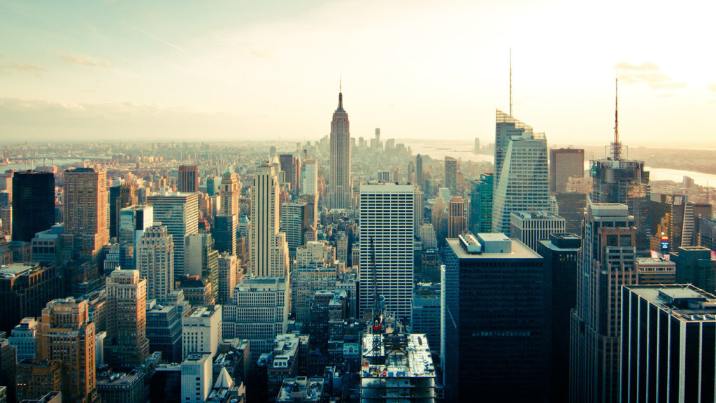 things to do in New York - image of New York skyline
