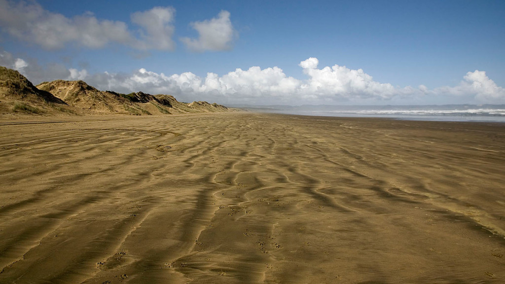 Image of 90 mile beach