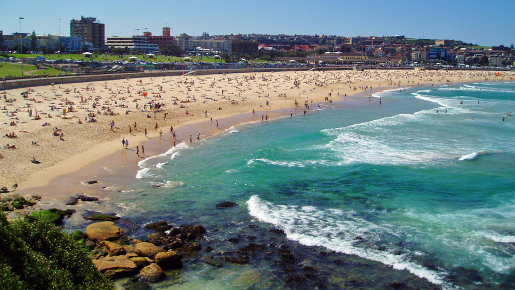 Things to do in Sydney - image of Bondi Beach