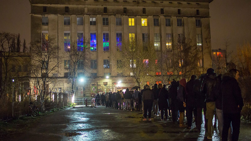 Image of Berghain