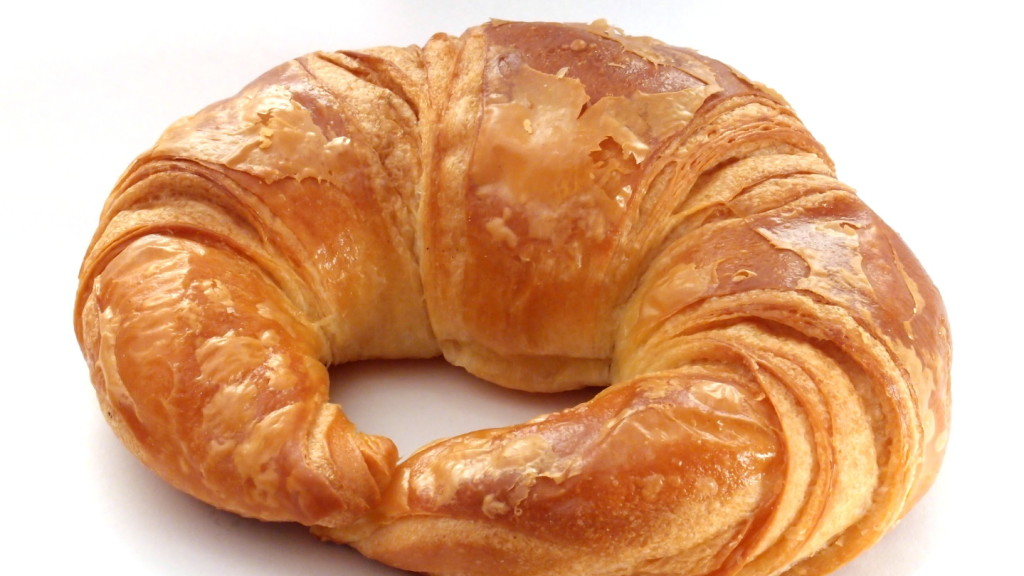Image of French croissant