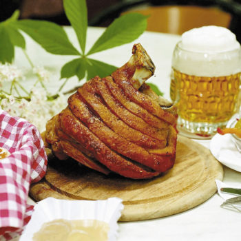 Image of food in Germany