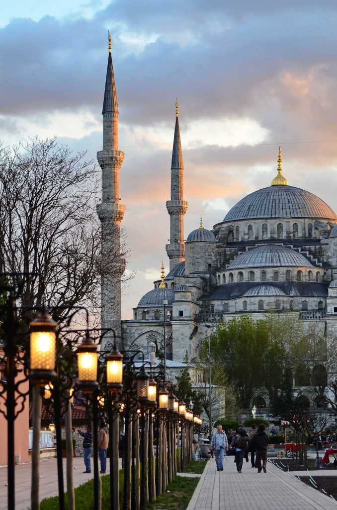 Famous films shot in Turkey - six-two by Contiki