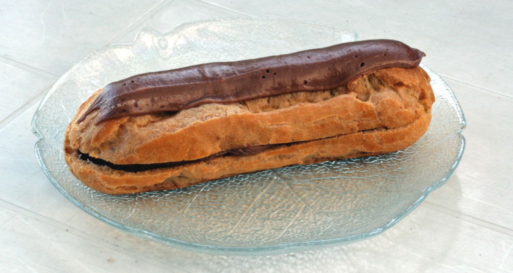 Image of French eclair