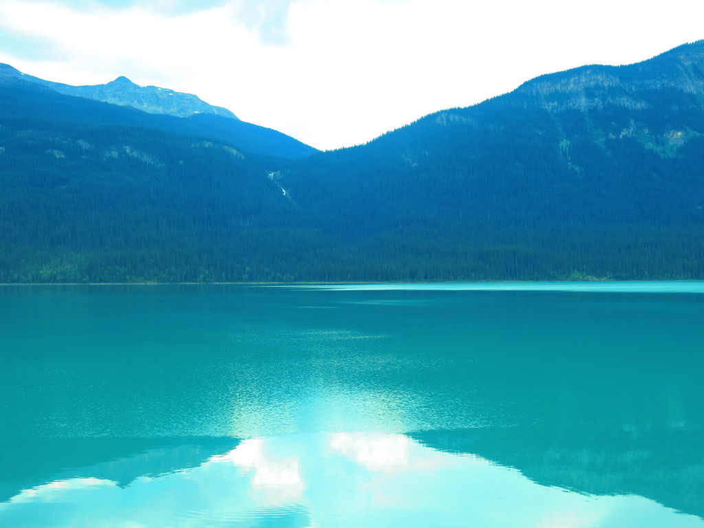 Image of Canada and the rockies - Lake in Jasper