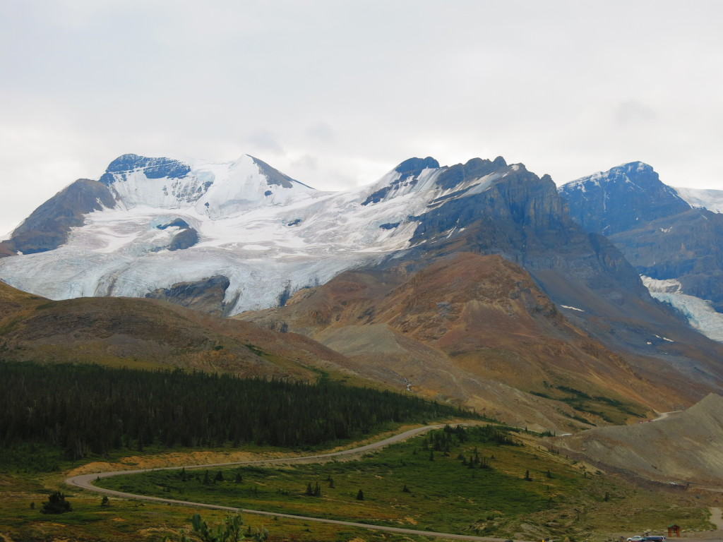 Canada and the rockies