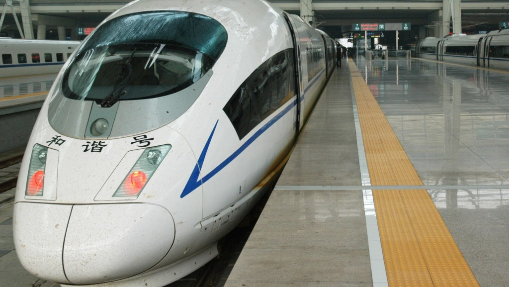 travel tips for china - China trains
