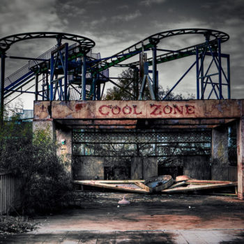 image of six flags - New Orleans