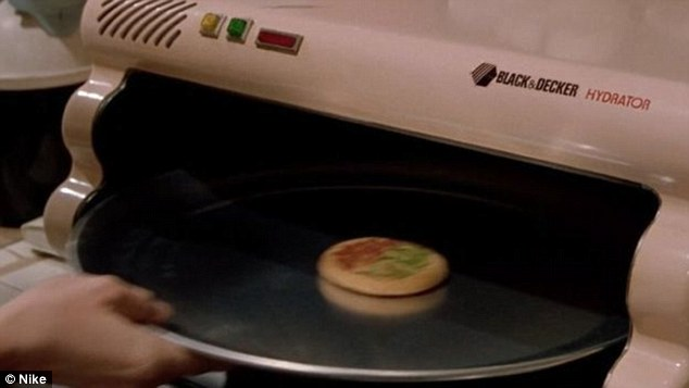 back to the future - hydrator oven