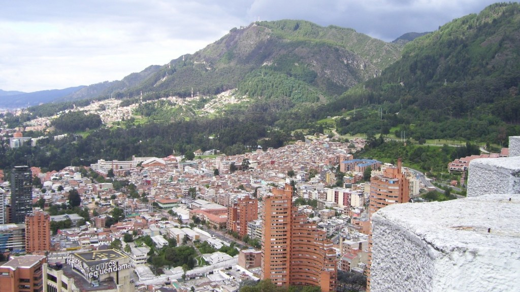 greenest cities in the world - Bogota