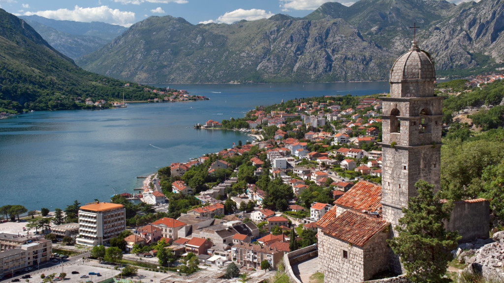 lonely planet best in travel - kotor