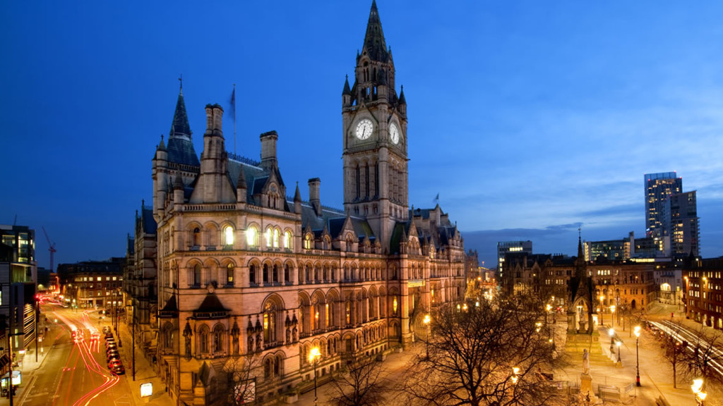 lonely planet best in travel - manchester