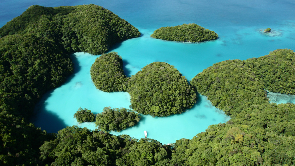lonely planet best in travel - palau