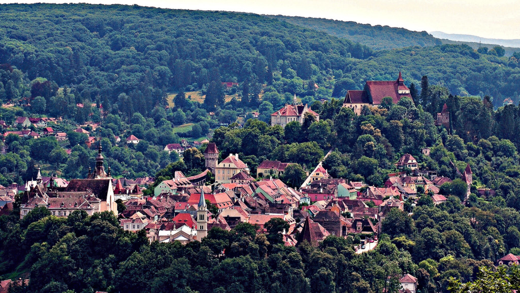 lonely planet best in travel - transylvania