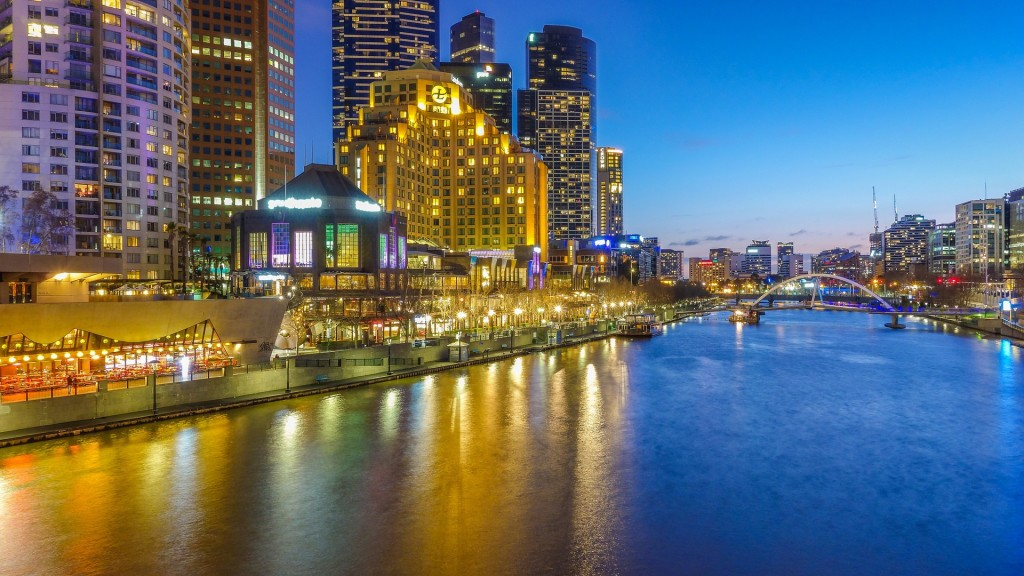 greenest cities in the world - melbourne