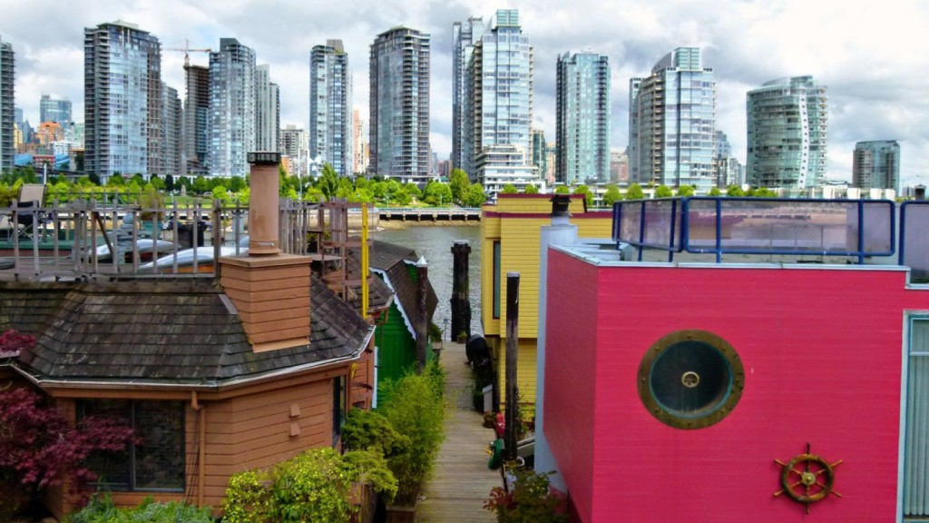 greenest cities in the world - Vancouver