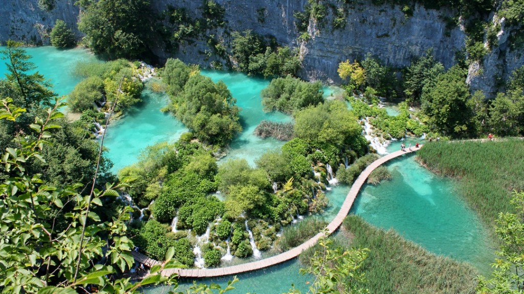 Image of Croatia Plitvice lakes