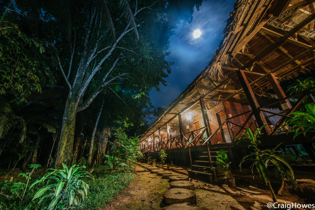 Jungle Lodge in Peru - Craig Howes