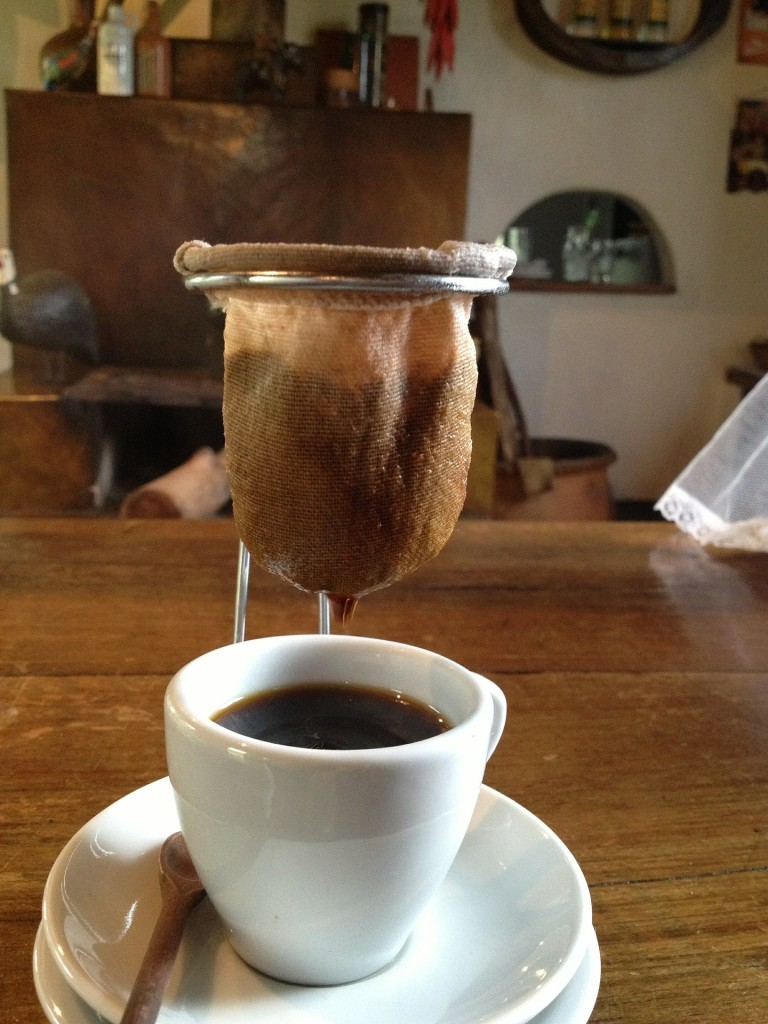 Costa Rican Coffee Chorreador