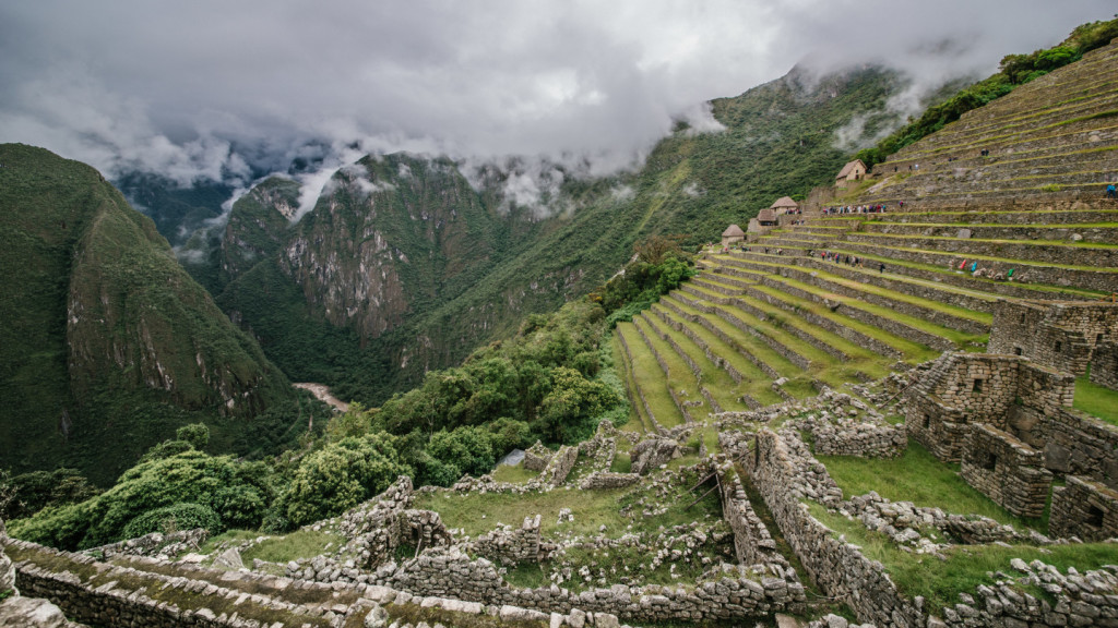 places to travel - The Inca Trail, Peru