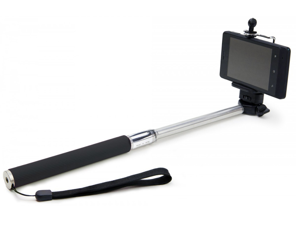 Christmas gifts for people who love to travel - selfie stick