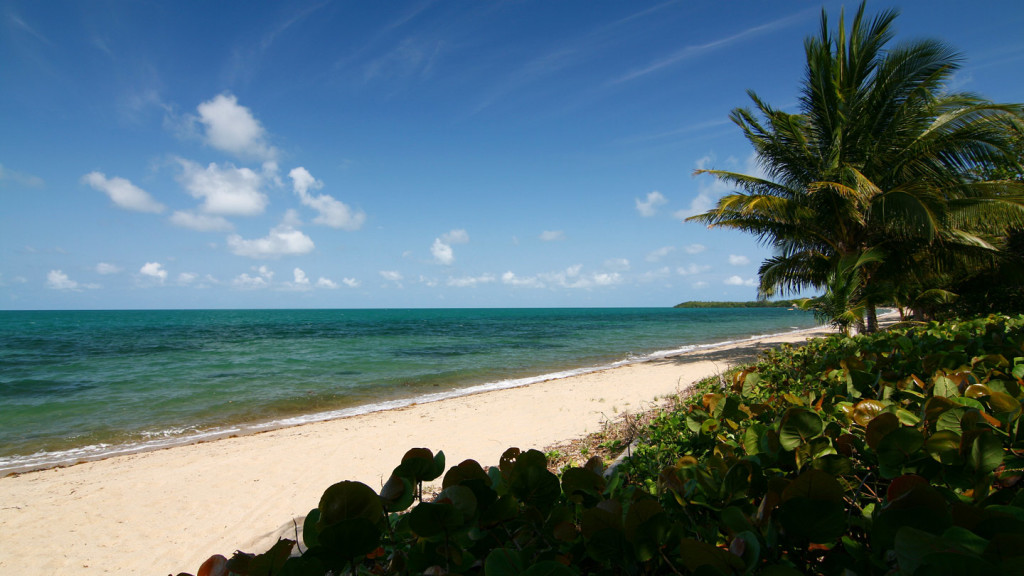 Image of Belize Beach - Belize Travel