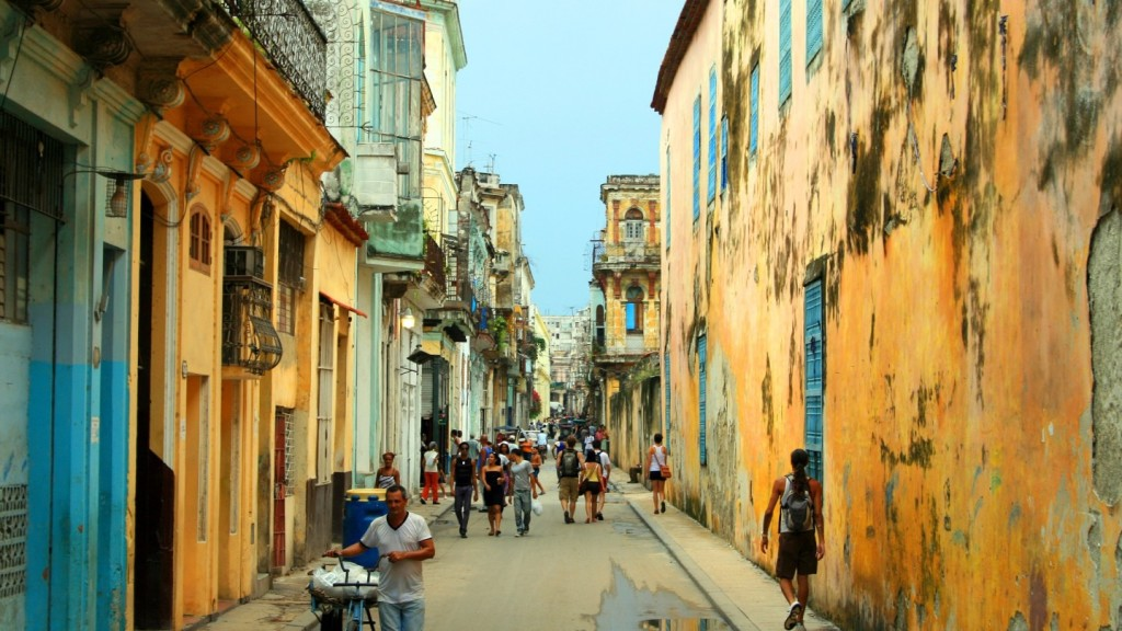places to travel - Cuba