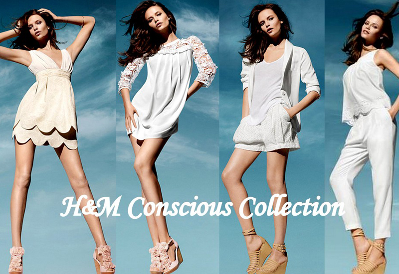 sustainable clothing - H&M Conscious Collection