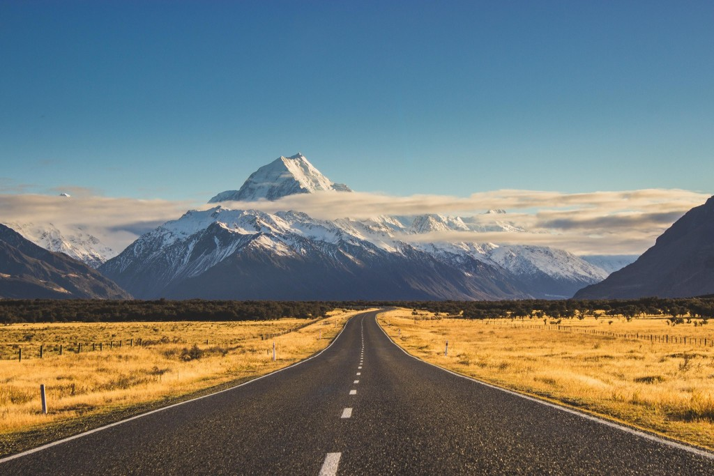 Image of Mt Cook