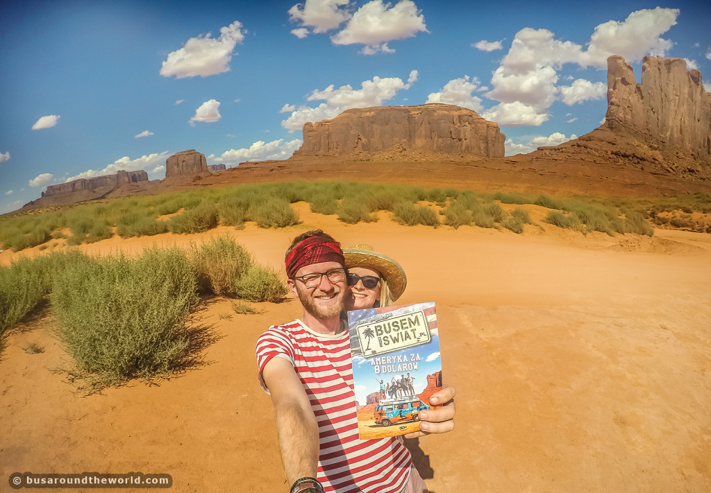 Around the world on a bus - Couple publish book around the world