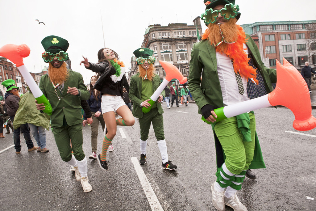 Tourism Ireland - St Patrick's day