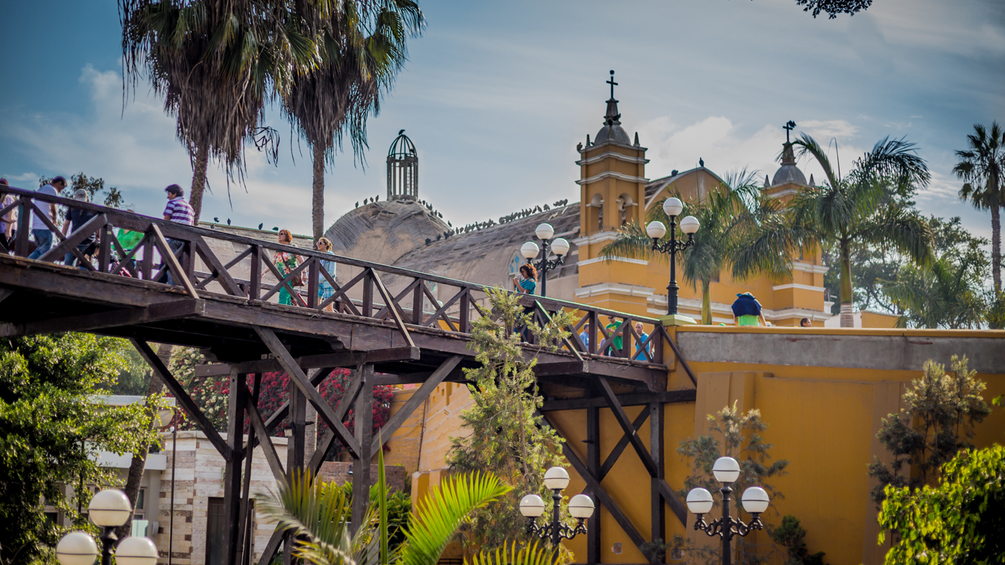What to do in Lima's coolest neighbourhood, Barranco | six