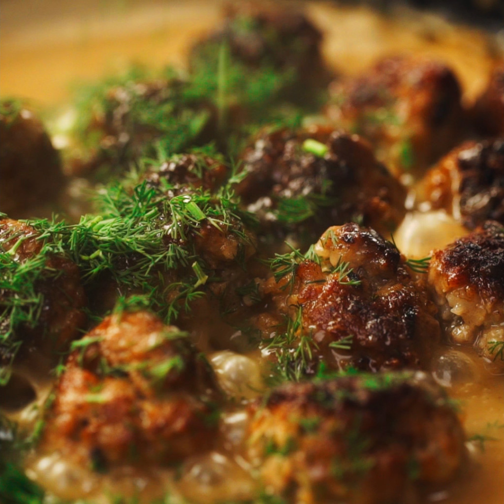 MUNCH Swedish Meatballs