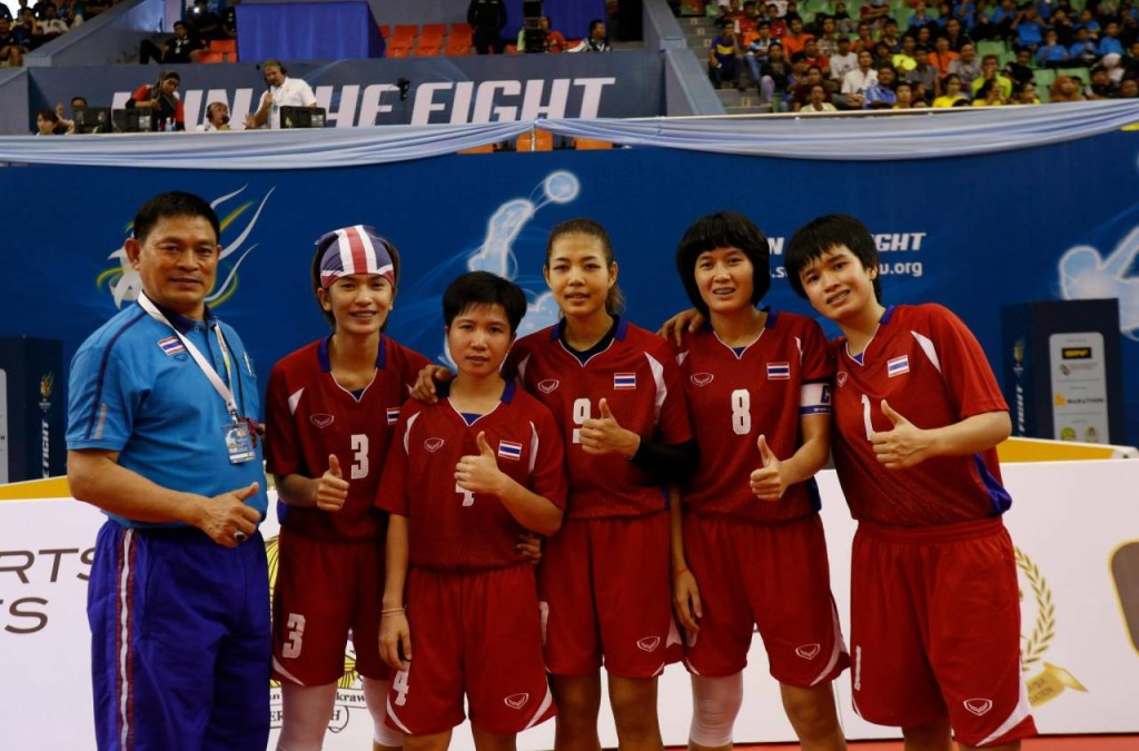 Thailand Womens Team