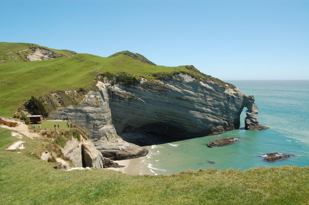 cape farewell at farewell spit
