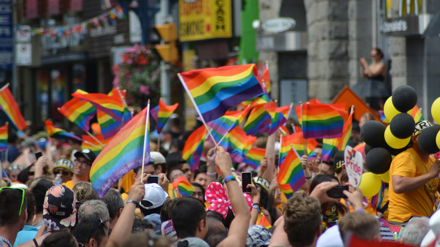 These are the best Pride parades around the world | six-two