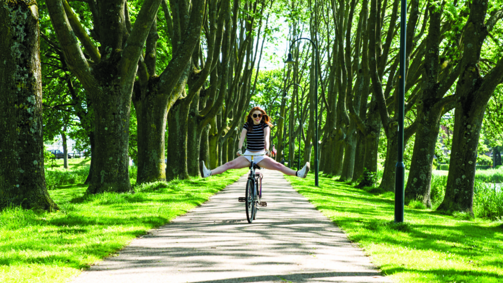 Europe for first timers - biking
