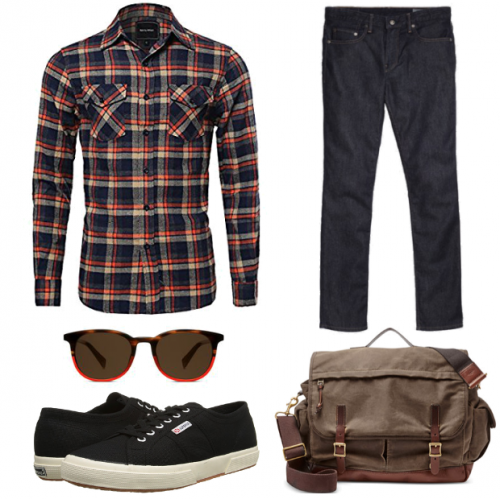 Comfortable and Stylish Europe Travel Looks for Men