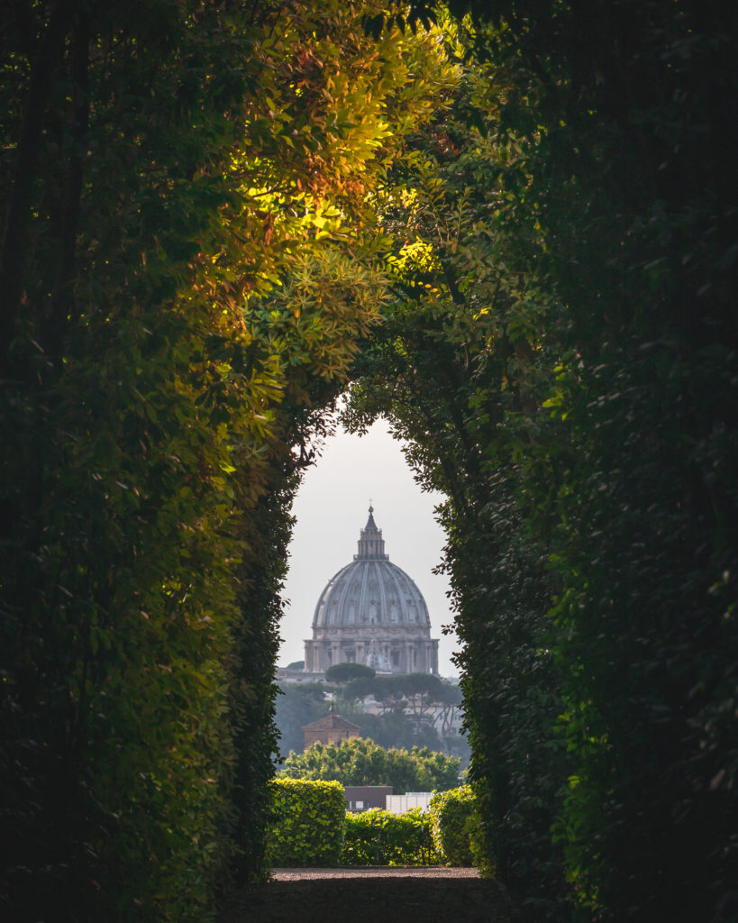 St Peters Basilica, photographed by Earth Focus