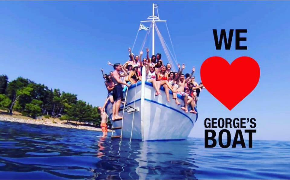 George's boat group pic