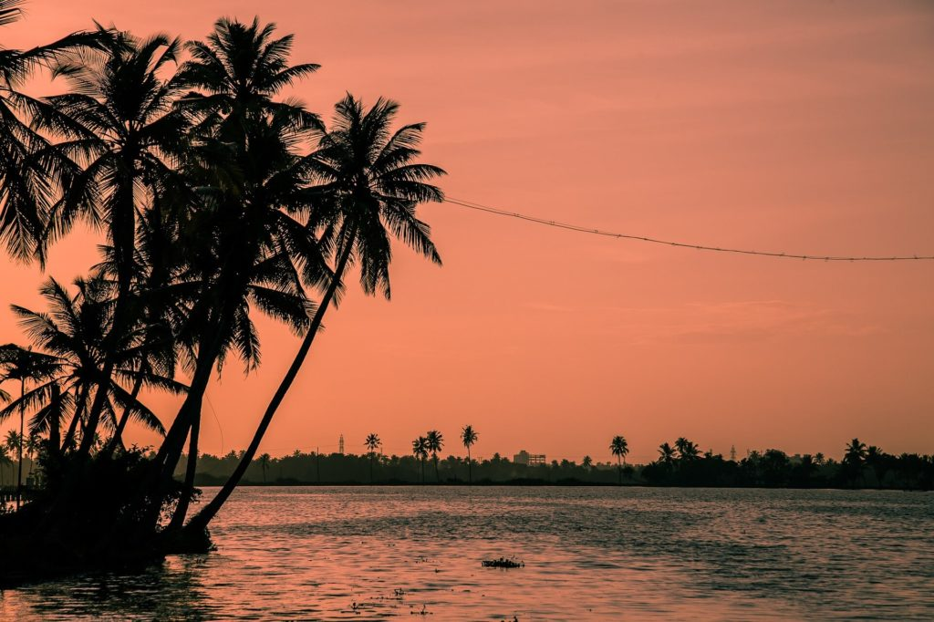 Kerala sunset