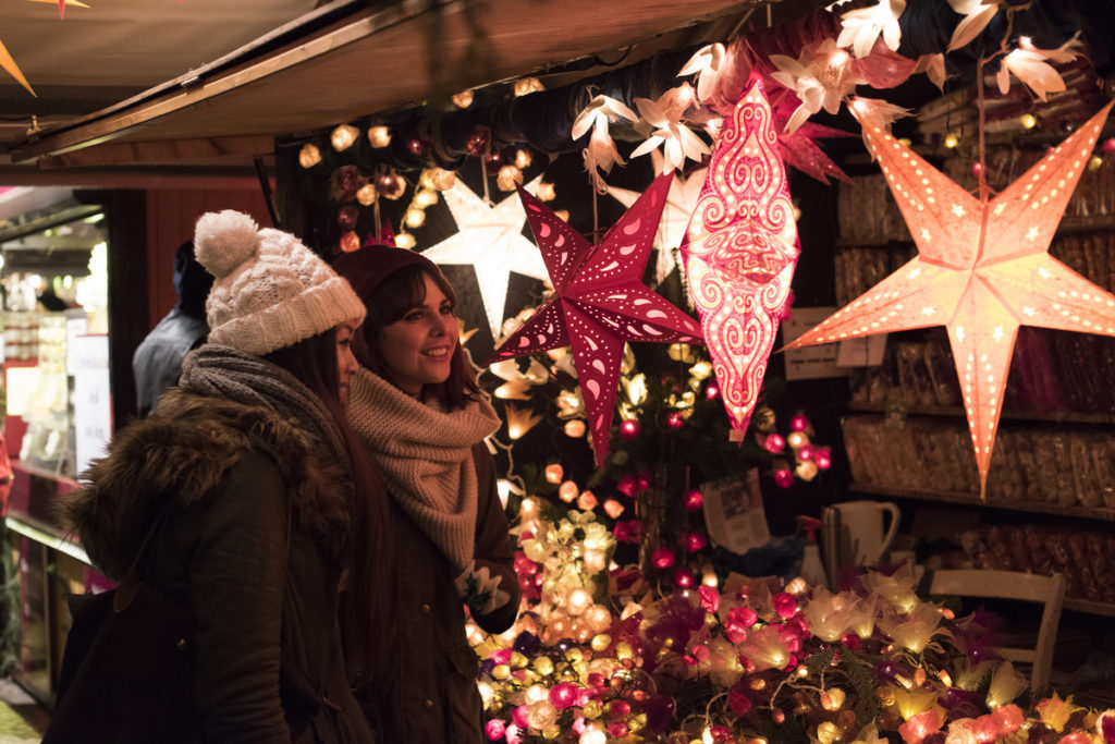 travel to Germany for the christmas markets