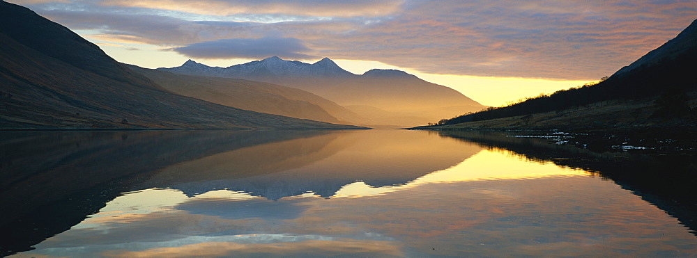 Loch Etive, a harry potter filming location