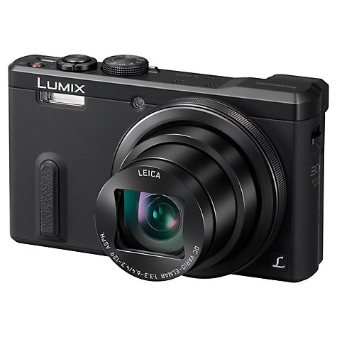 Panasonic Lumix DMC TZ60 travel photography camera