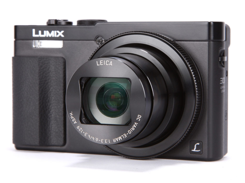 Panasonic Lumix TZ70 travel photography camera