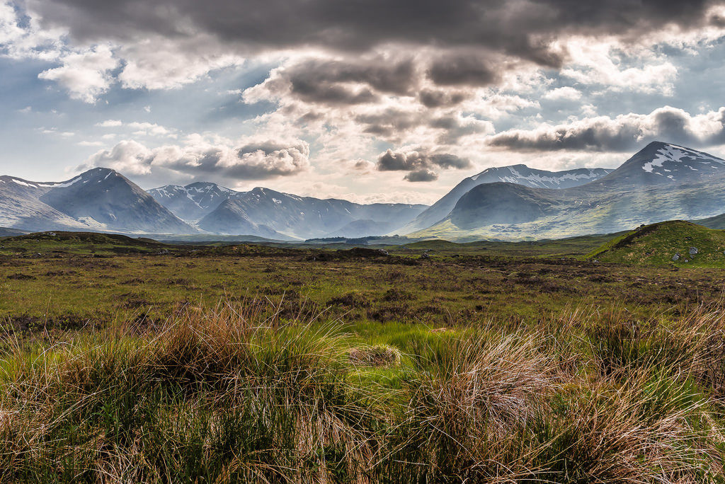 Rannoch Moor, Lochaber for Harry Potter filming locations