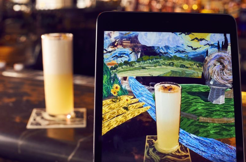 Mirage augmented cocktails