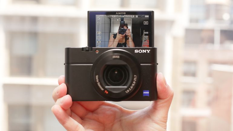 Sony RX100 travel photography camera