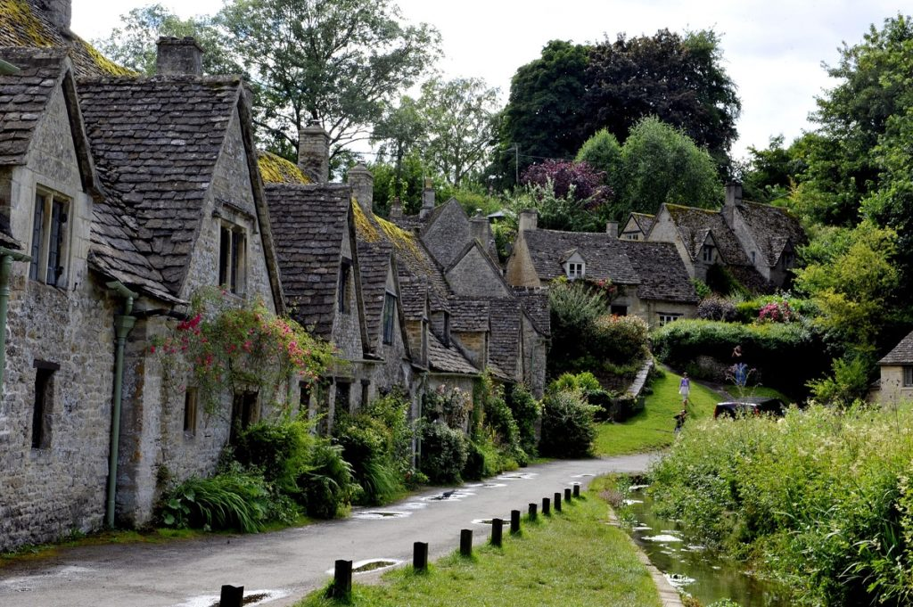 Places to visit in England - Painswick inThe Cotswolds